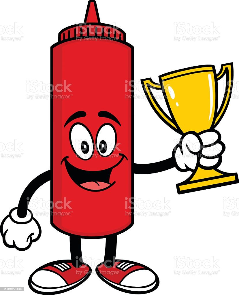 royalty free tomato ketchup cartoons clip art vector images rh istockphoto com ketchup bottle clipart black and white ketchup clipart png
