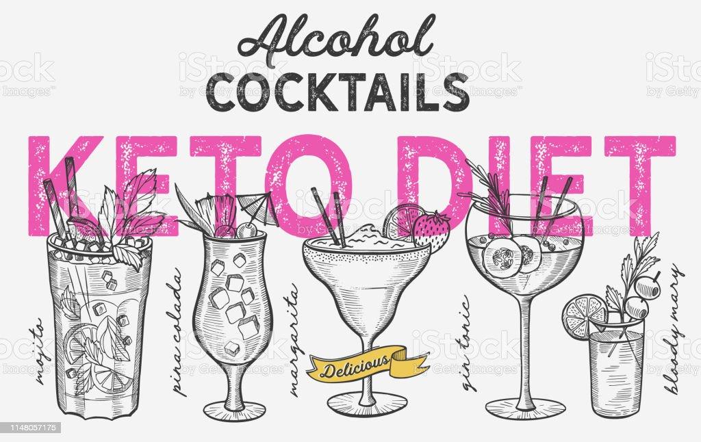 alcohol+y+dieta+keto