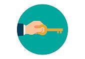 istock Key 1283126803