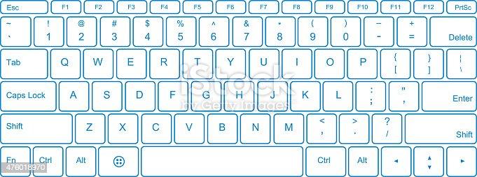 istock Keyboard 476018970