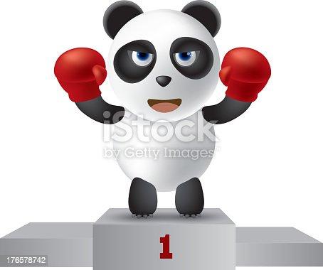 istock Kick boxer 176578742