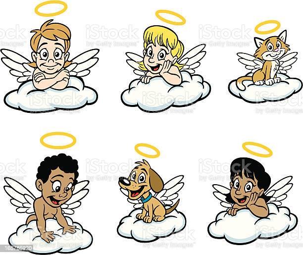 Kid angels vector id165786920?b=1&k=6&m=165786920&s=612x612&h=hyvnolq6rxtrw4fcv x9 ckje slhuogmvmqo7cpxyu=
