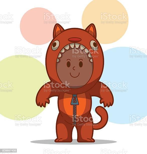 Kid in the animal costume cat vector id526667435?b=1&k=6&m=526667435&s=612x612&h=kneih ezcswqojhjseax4dssotwmwa32kecgxpyjuic=