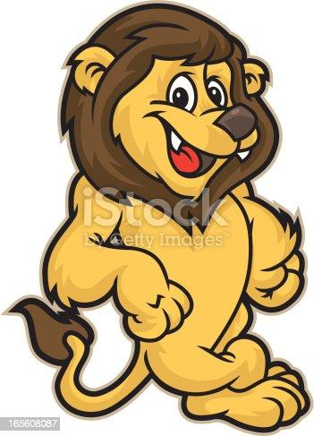 Kid Lion Lean