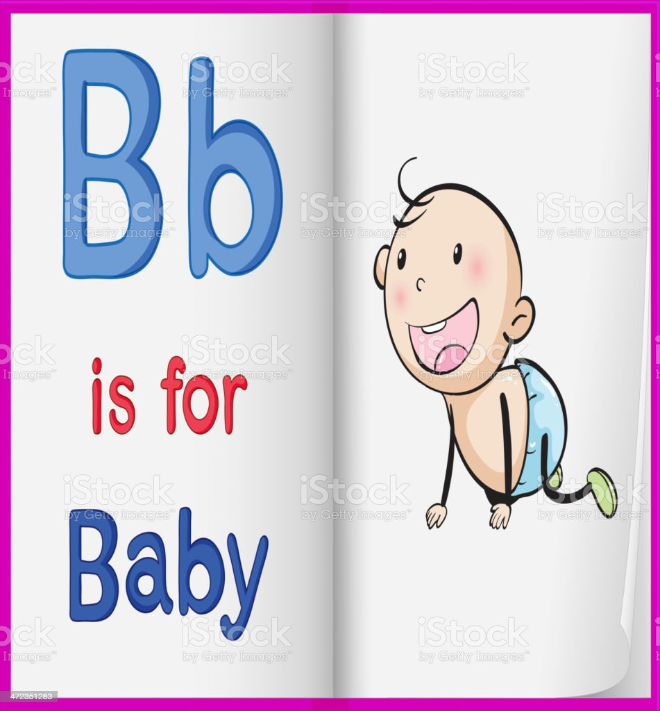 kid on a book royalty-free kid on a book stock vector art & more images of alphabet
