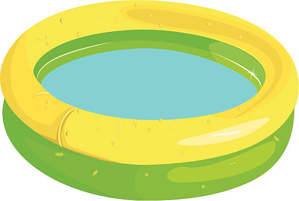 Best Free Standing Swimming Pool Illustrations, Royalty-Free Vector ...
