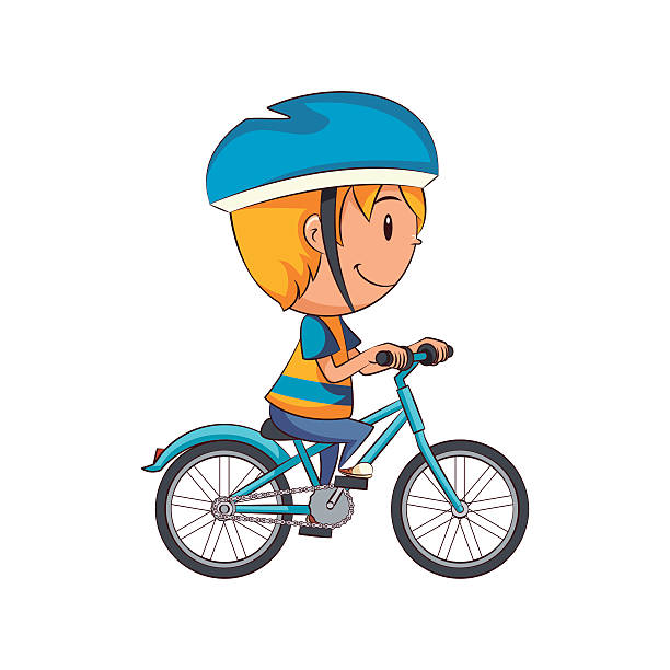 Royalty Free Blonde Boy Cartoon Clip Art, Vector Images