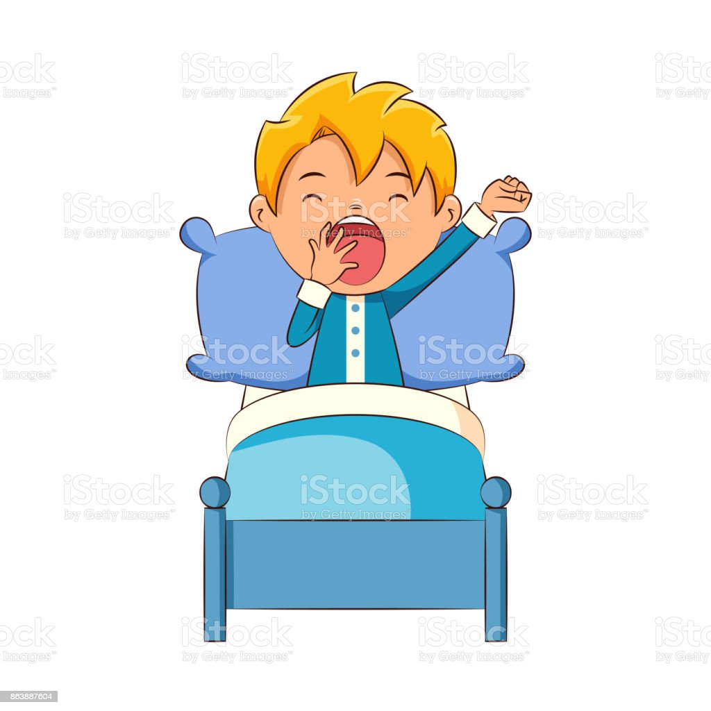 royalty free boy yawning clip art vector images illustrations rh istockphoto com cat yawn clipart cat yawn clipart