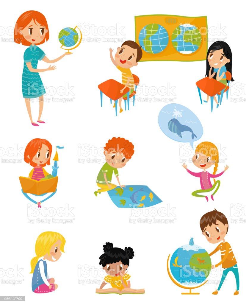 Cografya Ders Set Okul Oncesi Faaliyetleri Ve Erken Cocukluk