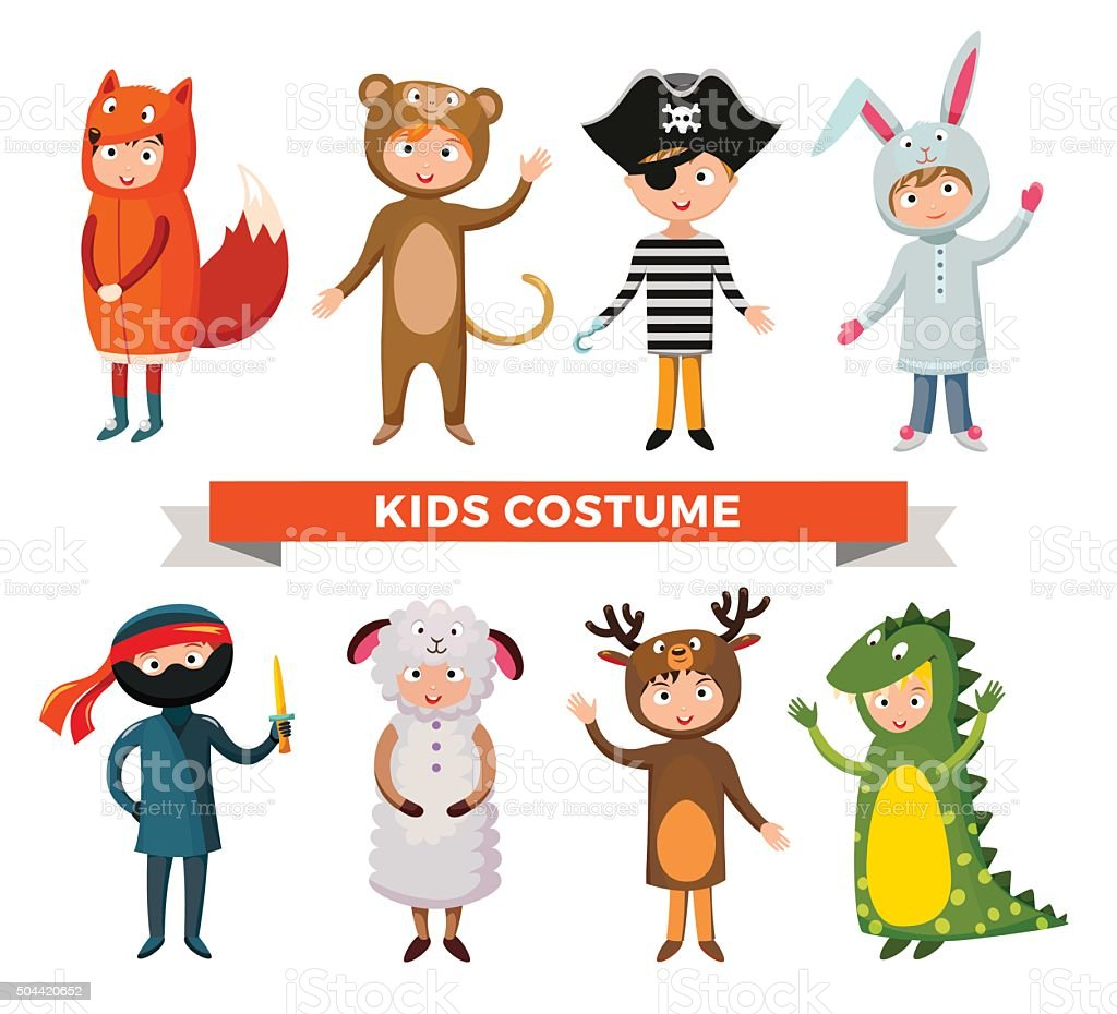 halloween costume clip art vector images u0026 illustrations istock
