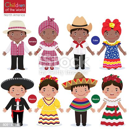 mexican people dancing coloring pages - photo#30
