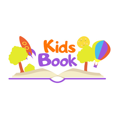 Kids logo, badge