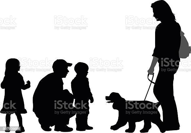 Kids meeting new people and their dog vector id597926686?b=1&k=6&m=597926686&s=612x612&h=hrk3fofvyyxj 1bpbdmrxamfxtmyl0nvj4jtkyceglg=