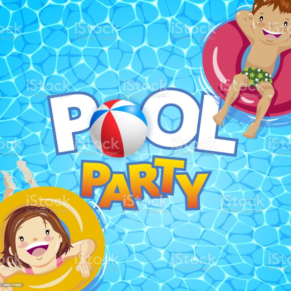 Poolparty wird zur geilen Sexorgie