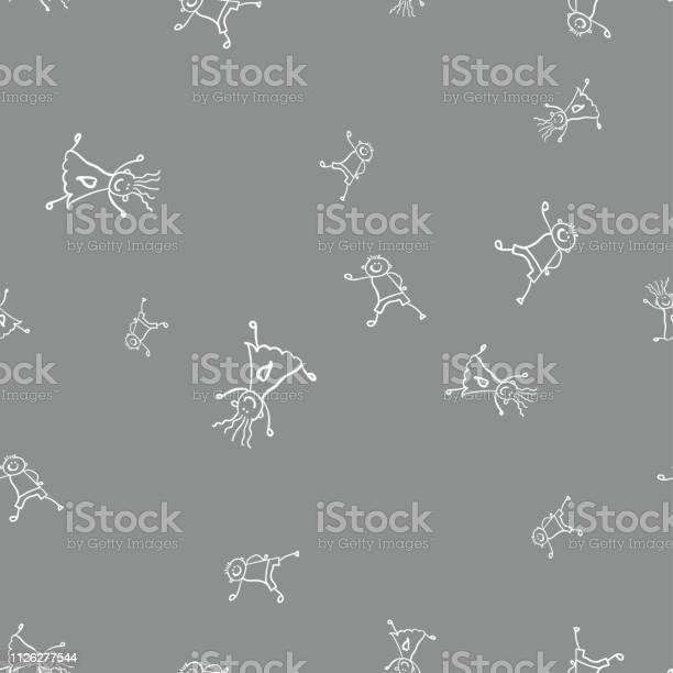 Kids seamless pattern in doodle style vector id1126277544?b=1&k=6&m=1126277544&s=612x612&h=oeu2mlpzpv5vpxhj hf5bjyk5nidl9i5ew5w9wtisjk=