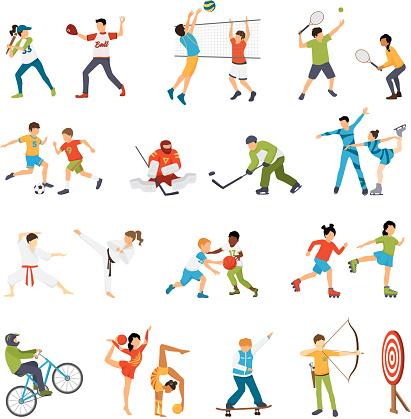 kids sport set