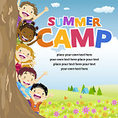 istock Kids Summer Camp 995233914