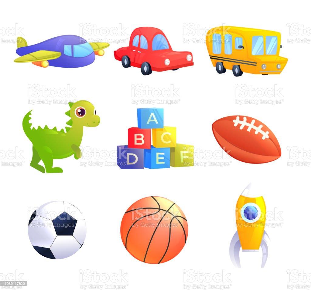 Cubes Avion Dinosaure De Voiture Ensemble Des Enfants Bus Jouets nN0wm8