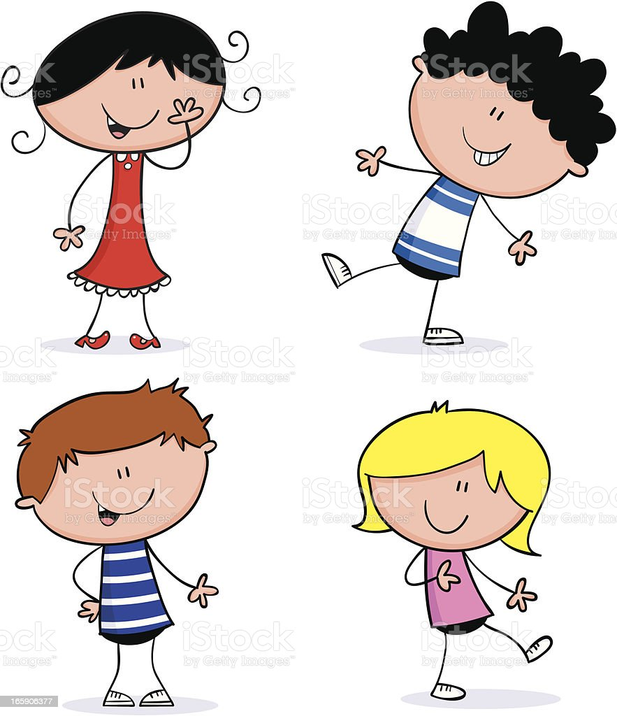 Kids royalty-free kids stock vector art & more images of 14-15 years