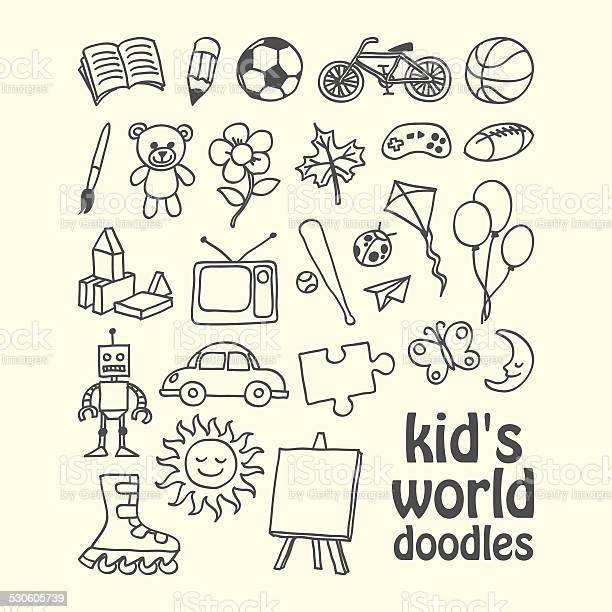 Kids world doodles vector id530605739?b=1&k=6&m=530605739&s=612x612&h=7dqvlouxepmfu2y584c2mtvvfar 1ppvqvkligjk b0=