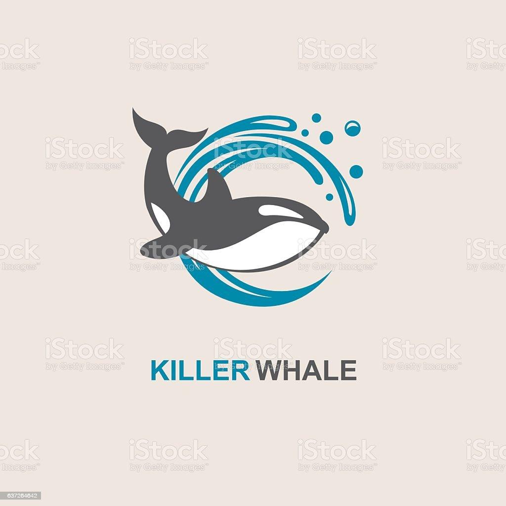 killer whale icon
