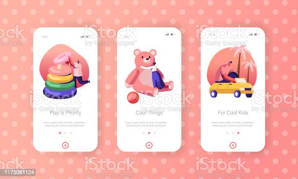 Kindergarten playground mobile app page onboard screen set tiny male vector id1173081124?b=1&k=6&m=1173081124&s=612x612&h=z58g85vr8pnxt2 cr3mq2lukmqx6fi85xok8 yc9pa4=