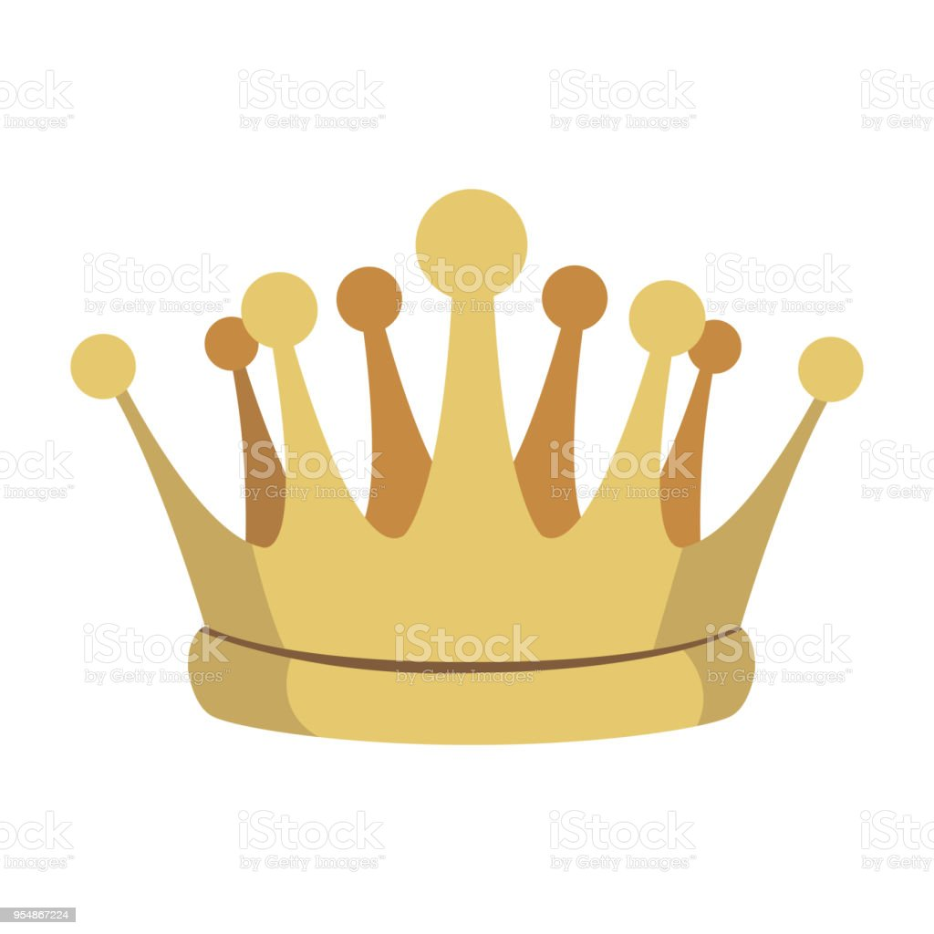 King Crown Symbol Stock Illustration Download Image Now iStock