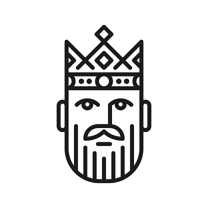 King line icon