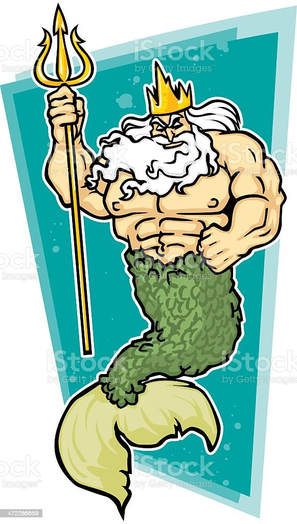 king neptune royalty-free king neptune stock vector art & more images of cartoon