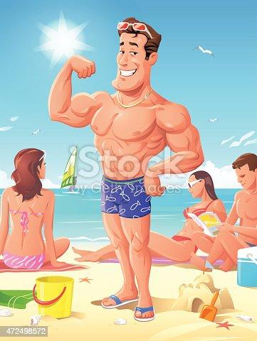 istock King Of The Beach 472498572