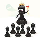 King of the chess