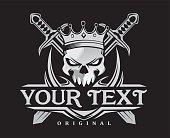 King Skull Sword