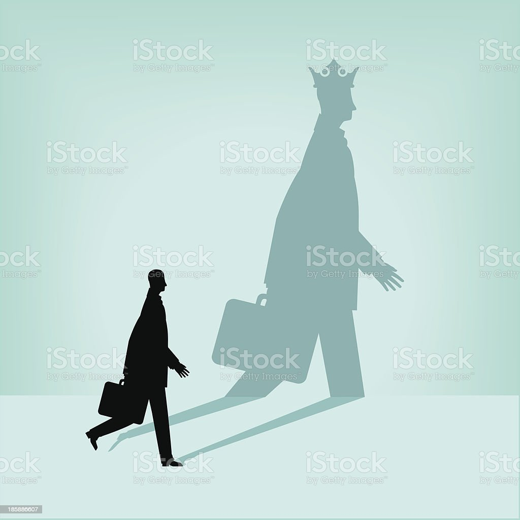 King royalty-free stock vector art