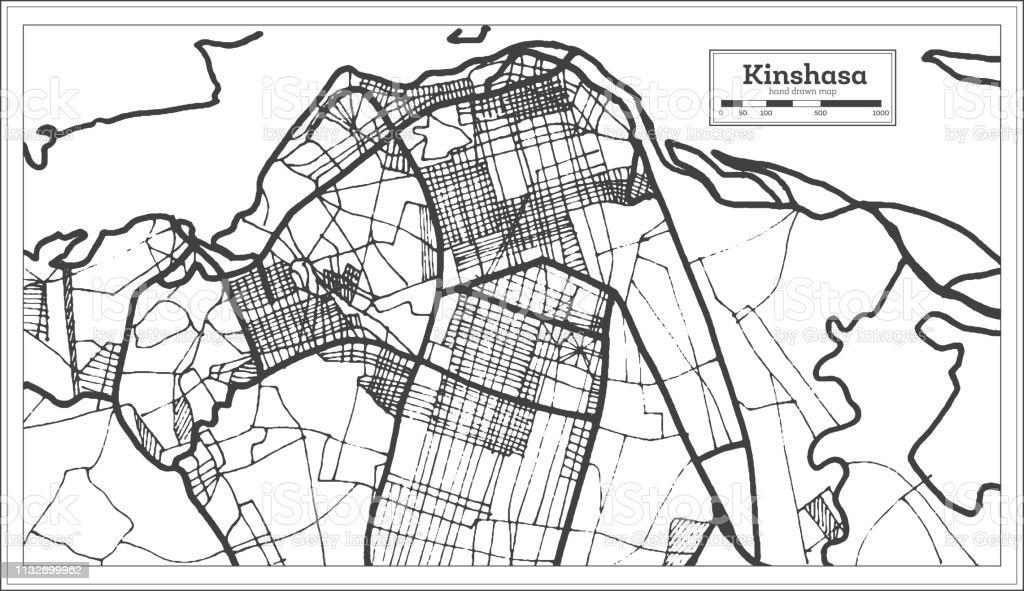 Kinshasa Map on abidjan map, brazzaville map, dar es salaam, mogadishu map, timbuktu map, kigali map, cape town, africa map, nairobi map, cape town map, praia map, cairo map, yaounde map, congo river, freetown map, luanda map, leopoldville map, kuala lumpur map, maputo map, malabo map, congo map, addis ababa, kampala map, lagos map,