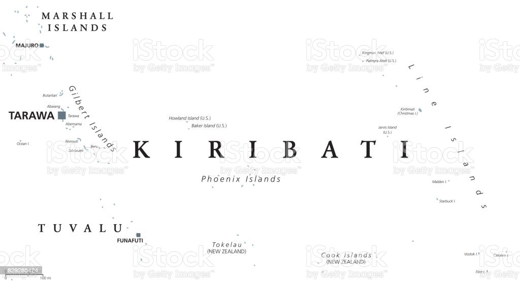 Royalty Free Kiribati Clip Art Vector Images Illustrations iStock