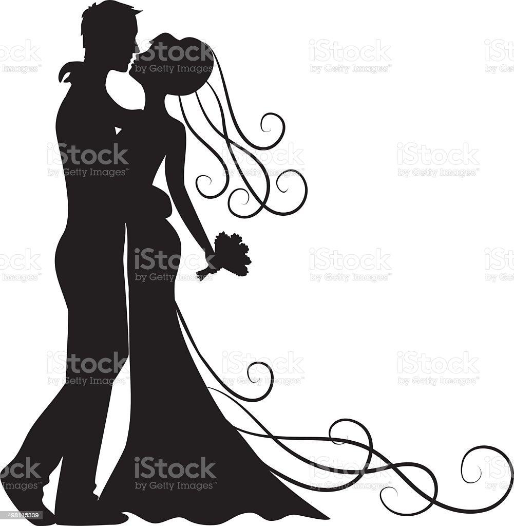 royalty free bridegroom clip art vector images illustrations istock rh istockphoto com bride and groom cartoon image bride and groom cartoon images free