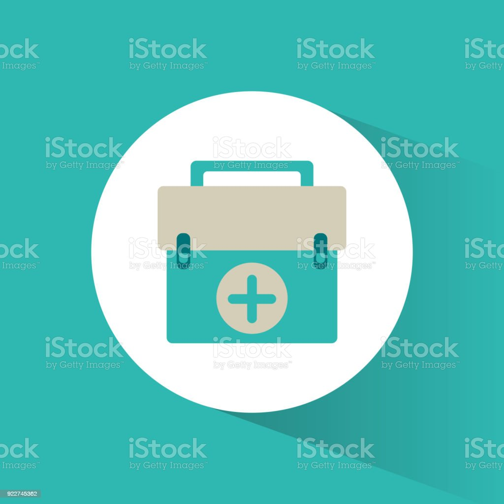Kit First Aid Helping Medical Stock Vector Art & More Images of ...