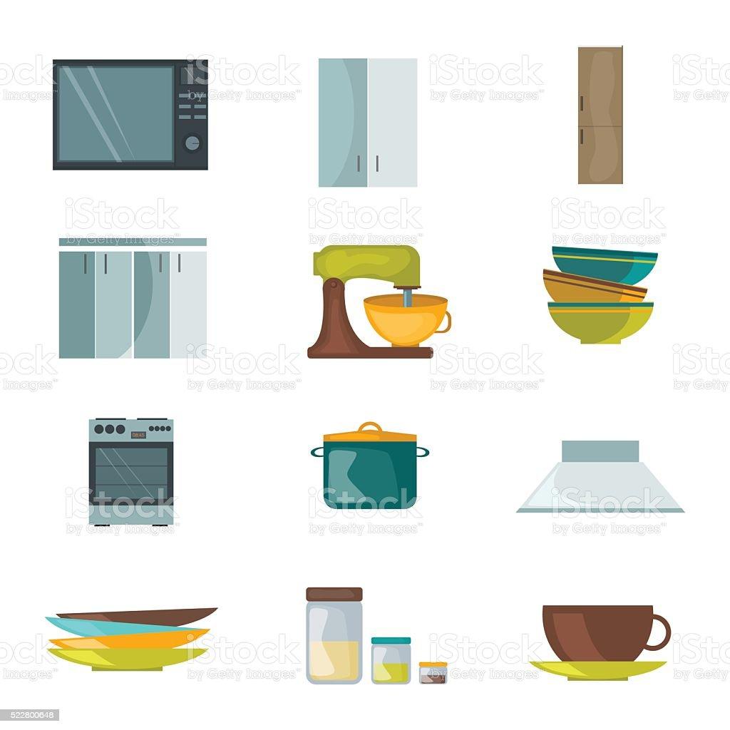 Elettrodomestici Per La Casa Casa Attrezzature Cucina Stoviglie ...