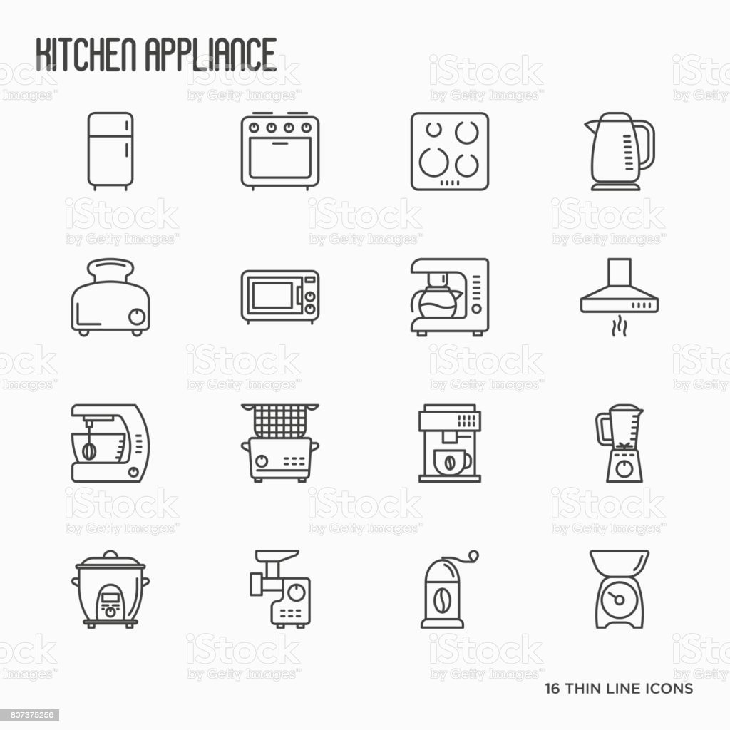 Fein Küchengeräte Und Ausrüstungen Und Deren Verwendung Mit Bildern ...