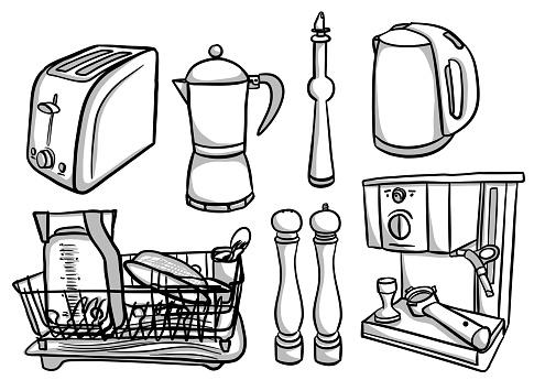Kitchen Equipment And Appliances