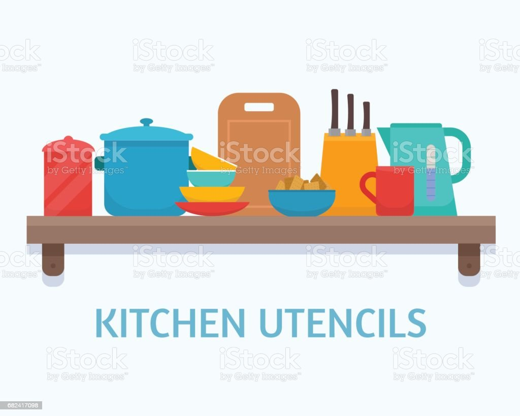 Kitchen equipment and tools royalty-free kitchen equipment and tools stock vector art & more images of arts culture and entertainment