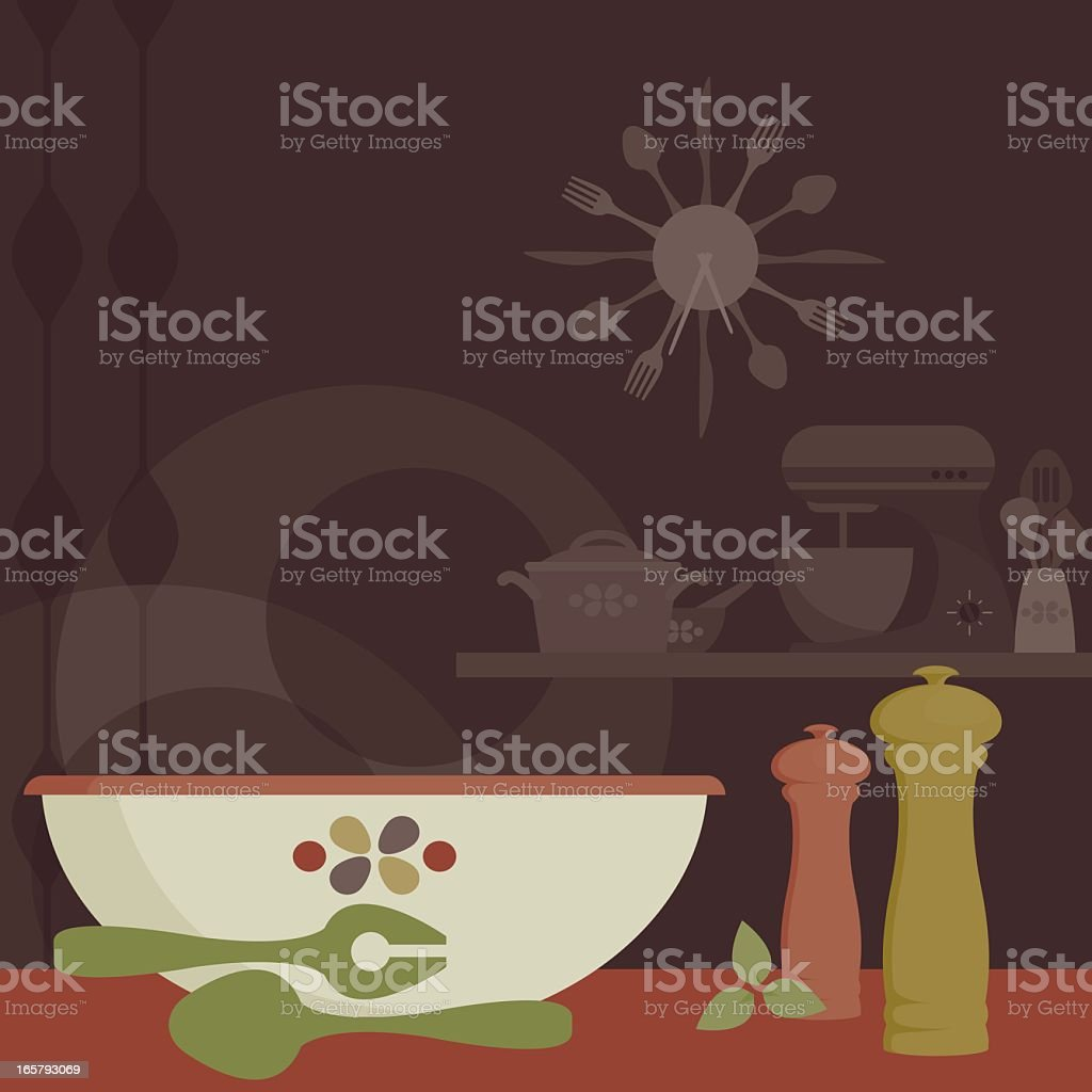 Kitchen Equipment royalty-free kitchen equipment stock vector art & more images of 1960-1969