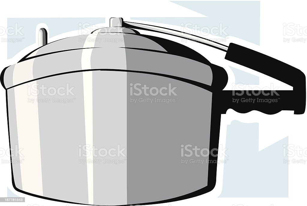 Kitchen Equipment royalty-free stock vector art