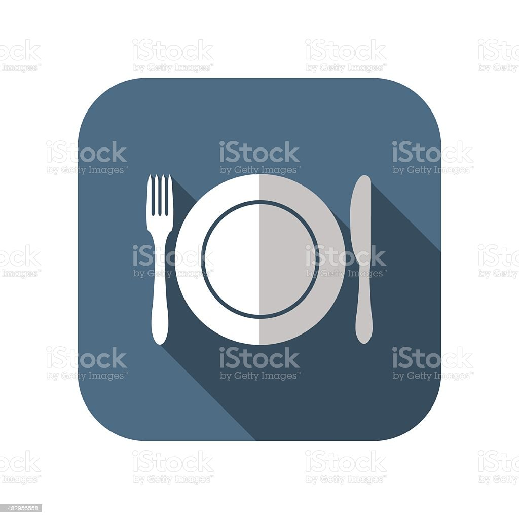 Kitchen Icon Stock Vector Art & More Images of 2015 482956558 | iStock