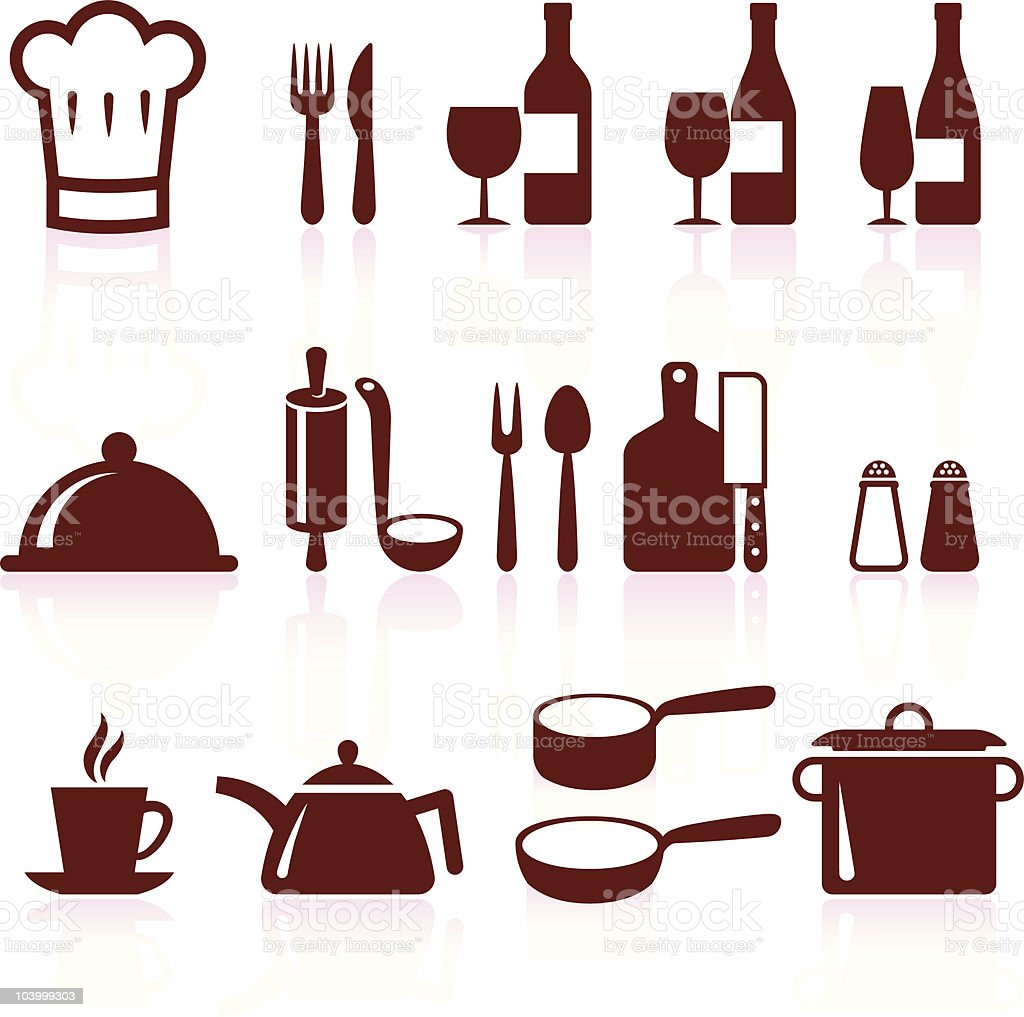 restaurant up stock close arturverkhovetskiy of various kitchen photo by shelves on depositphotos supplies in view