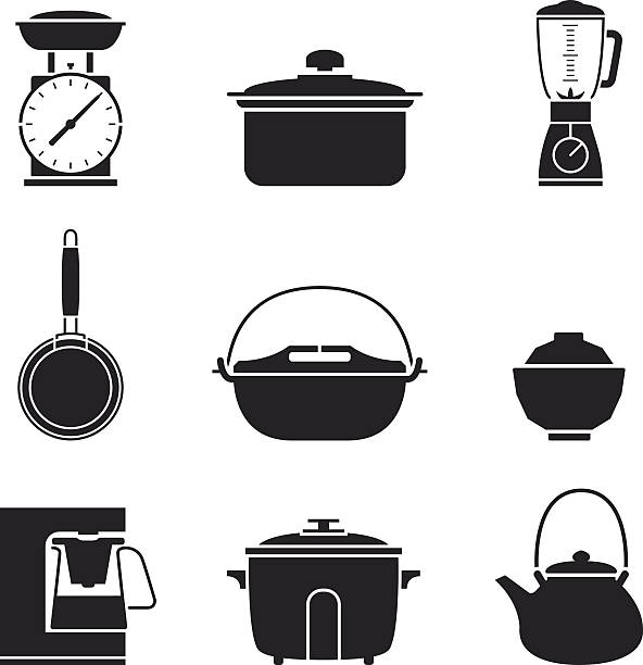 Best Kitchen Illustrations Royalty Free Vector Graphics: Best Crock Pot Illustrations, Royalty-Free Vector Graphics