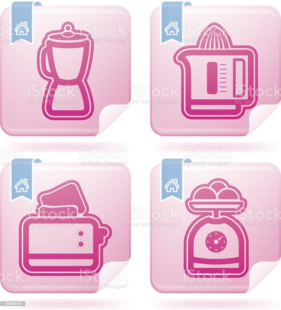 Kitchen Utensils royalty-free kitchen utensils stock vector art & more images of blender
