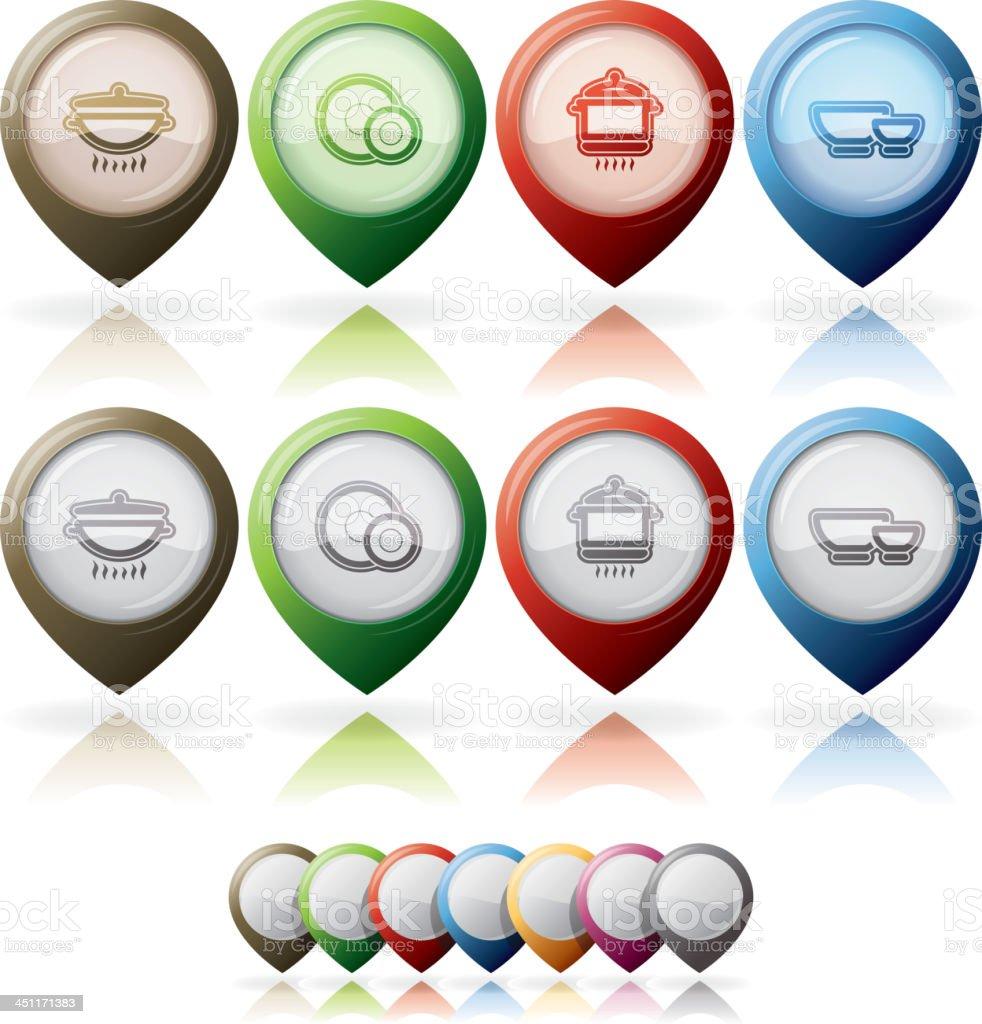 Kitchen utensils royalty-free kitchen utensils stock vector art & more images of appliance