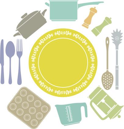 Kitchenware circle