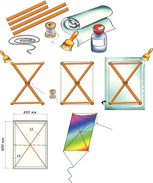 68 Kite Maker Illustrations Royalty Free Vector Graphics Clip Art Istock